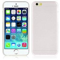 "Белый пластиковый чехол накладка для iPhone 6 Plus / 6s Plus (5.5"")"