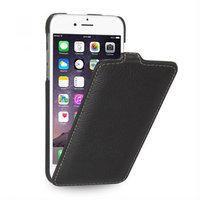 "Чехол флип для iPhone 6 Plus / 6s Plus (5.5"") черный - Sipo V-series Black"