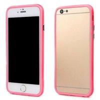 "Розовый пластиковый бампер для iPhone 6 Plus (5.5"")"