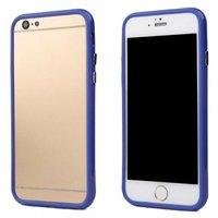 """Синий пластиковый бампер для iPhone 6 Plus (5.5"""")"""