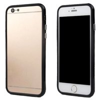 """Черный пластиковый бампер для iPhone 6 Plus (5.5"""")"""
