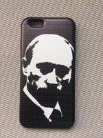 """Cиликоновый чехол для iPhone 6 / 6s (4.7"""") c фото Владимир Путин - Vladimir Putin"""