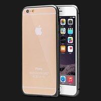 Черный алюминиевый бампер для iPhone 6 Plus