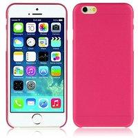 "Розовый пластиковый чехол накладка для iPhone 6 Plus / 6s Plus (5.5"")"