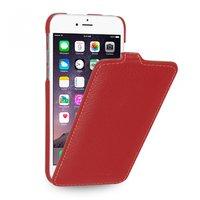 "Чехол флип для iPhone 6 Plus / 6s Plus (5.5"") красный - Sipo V-series Red"