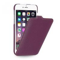 "Чехол флип для iPhone 6 Plus / 6s Plus (5.5"") фиолетовый - Sipo V-series Purple"