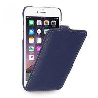 """Чехол флип для iPhone 6 Plus / 6s Plus (5.5"""") синий - Sipo V-series Blue"""