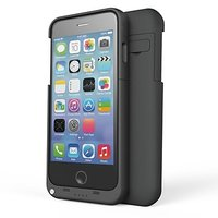 Чехол батарея для iPhone 6 Plus черный - Power Bank Case 4800mAh