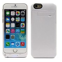 "Чехол батарея для iPhone 6 (4.7"") белый - Power Bank Case 3200mAh"
