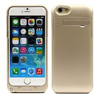 """Чехол батарея для iPhone 6 (4.7"""") золотой - Power Bank Case 3200mAh"""