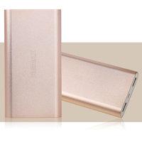 Внешний аккумулятор Remax Vanguard Power Box Gold - 10000 mAh золотой для iPhone, iPad, Samsung, LG