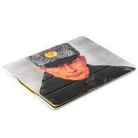 Чехол Jisoncase для iPad 4 / 3 / 2 с фото Владимир Путин в морской форме