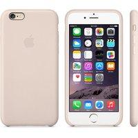 """Кожаный чехол для iPhone 6 / 6s (4.7"""") нежно розовый - iPhone 6 / 6s Leather Case - Soft Pink"""