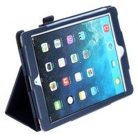 Синий чехол книга Mobi Cover для iPad Air 2