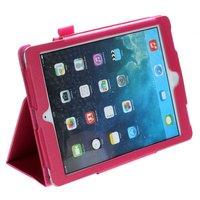 Розовый чехол книга Mobi Cover Smart для iPad Air 2