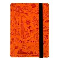 Чехол книга обложка Ozaki O!coat Travel case для iPad Air 2 - New York