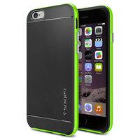 """Чехол накладка для iPhone 6 / 6s (4.7"""") Case Neo Hybrid Infinity Green зеленый"""
