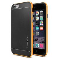 "Чехол накладка для iPhone 6 / 6s (4.7"") Case Neo Hybrid Infinity Orange оранжевый"