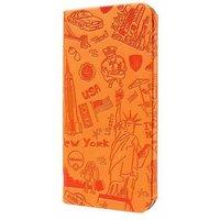 "Чехол Ozaki O!coat Travel case для iPhone 6 / 6s 4.7"" – New York"