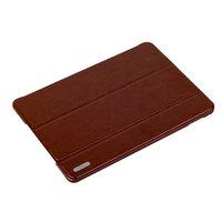 Коричневый чехол книжка для iPad Air 2 - Birscon Fashion Series Smart Case Brown