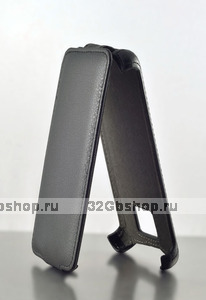 Черный чехол Armor Case для Samsung Galaxy Alpha SM-G850 - Black