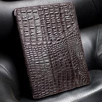 Кожаный чехол-подставка Goethe для iPad 4 / 3 / 2 коричневый