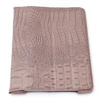Кожаный чехол-подставка Goethe для iPad 4 / 3 / 2 светло-коричневый