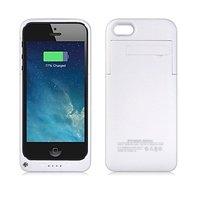 Чехол аккумулятор для iPhone 5s / 5 / SE белый - Power Bank Case 3200mAh