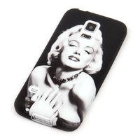 Чехол силиконовый для Samsung Galaxy S5 mini Мэрилин Монро