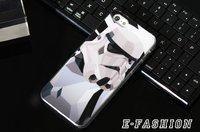 Пластиковый чехол накладка для iPhone 5s / SE / 5 Штурмовик