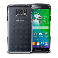 Прозрачный пластиковый чехол для Samsung Galaxy S6