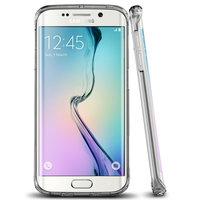 Прозрачный силиконовый чехол для Samsung Galaxy S6 Edge