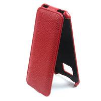 Красный чехол книжка для Samsung Galaxy S6 - Armor Case Red