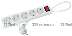 Сетевой фильтр-удлинитель Спутник 3 метра