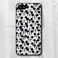 Пластиковый чехол накладка для iPhone 5s / SE / 5 с рисунком Мики Маусы