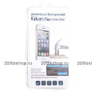 Защитная стекло для Samsung Galaxy Alpha