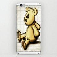 Пластиковый чехол накладка для iPhone 5s / SE / 5 Мишка