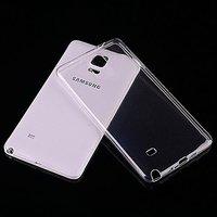 Прозрачный силиконовый чехол для Samsung Galaxy S5 mini