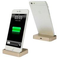 Золотая док-станция для iPhone 6s / 6 / 6 plus - Docking Station iPhone 6 Gold