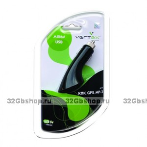 Автомобильное зарядное устройство для телефона Samsung D800 Vertex