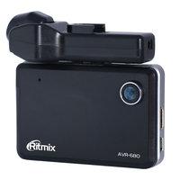 Автомобильный видеорегистратор Ritmix AVR-680