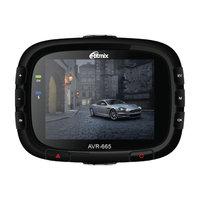 Автомобильный видеорегистратор Ritmix AVR-665