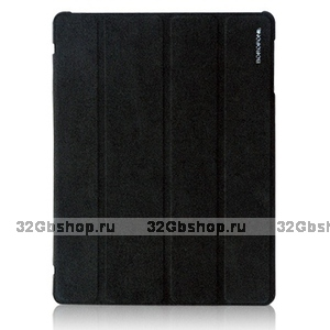 Чехол Borofone для iPad 4 / 3 / 2 - Borofone Nm smart case Black