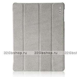 Чехол Borofone для iPad 4 / 3 / 2 - Borofone Nm smart case Grey