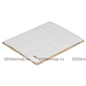 Чехол HOCO для iPad 4 / 3/ 2 - HOCO Jane Eyre Leather case White