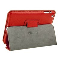 Кожаный чехол Yoobao для iPad mini - Executive Leather Case Red