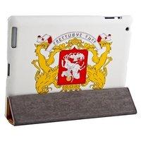 Чехол Jisoncase для iPad 4/ 3/ 2 герб