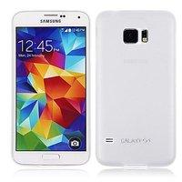 Белый ультратонкий чехол для Samsung Galaxy S6 - 0.3mm Ultra Thin Matte Case White