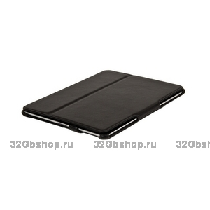 Чехол кожаный Armor Case для iPad 4 / 3/ 2 черный