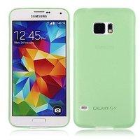 Зеленый ультратонкий чехол для Samsung Galaxy S6 - 0.3mm Ultra Thin Matte Case Green
